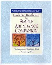 Cover of: The Simple Abundance Companion