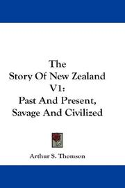 The Story Of New Zealand V1