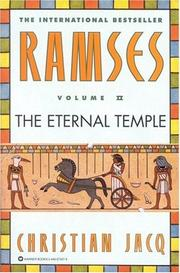 Cover of: The eternal temple