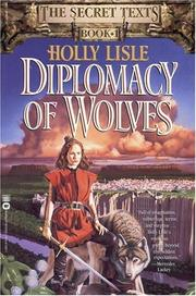 Cover of: Diplomacy of wolves