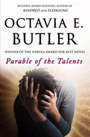 Cover of: Parable of the talents | Octavia E. Butler
