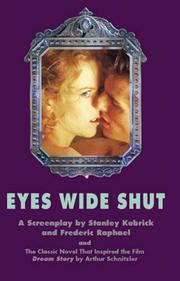 Cover of: Eyes wide shut