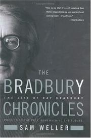 The Bradbury chronicles by Weller, Sam