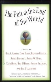 Cover of: The Putt at the End of the World: A Novel