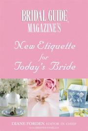 Cover of: Bridal Guide (R) Magazine