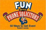 Cover of: Fun with Phone Solicitors