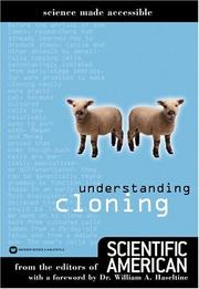 Cover of: Understanding Cloning (Science Made Accessible) | Scientific American