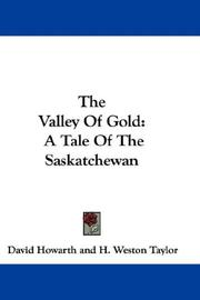 Cover of: The Valley Of Gold