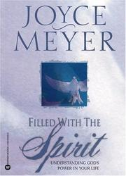 Cover of: Filled with the Spirit | Joyce Meyer
