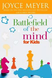 Cover of: Battlefield of the mind for kids