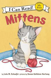 Cover of: Mittens (My First I Can Read)