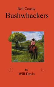 Cover of: Bell County Bushwhackers