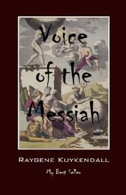 Cover of: Voice of the Messiah | Raygene Kuykendall