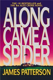 Cover of: Along Came a Spider