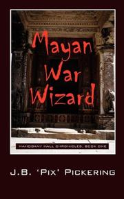 Cover of: Mayan War Wizard | J.B.