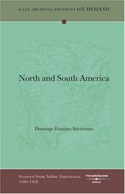 Cover of: North and South America