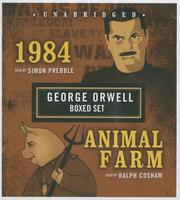 Cover of: George Orwell Boxed Set (1984 and Animal Farm)