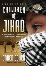 Cover of: Children of Jihad | Jared Cohen