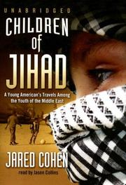 Cover of: Children of Jihad