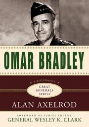 Cover of: Omar Bradley: The Great Generals Series