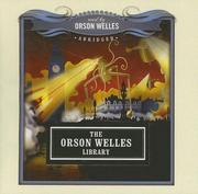 Cover of: Orson Welles Library