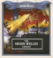 Cover of: The Orson Welles Library