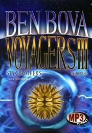 Cover of: Voyagers III: Star Brothers