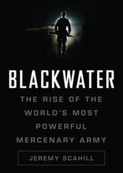 Cover of: Blackwater | Jeremy Scahill