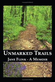 Cover of: Unmarked Trails | Jane Flink