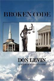 Cover of: Broken Code | Don Levin