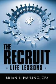 Cover of: The Recruit | Brian, L. Pauling