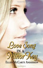 Cover of: Love Song in a Minor Key