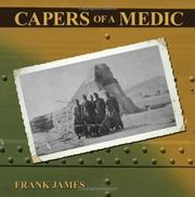 Cover of: Capers of a Medic | Frank James