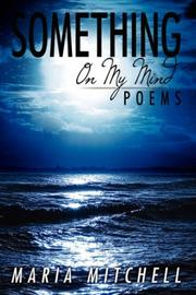 Cover of: Something On My Mind
