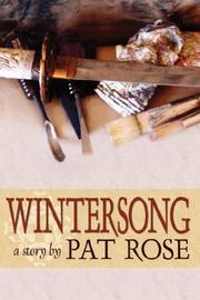 Cover of: Wintersong