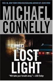 Cover of: Lost Light (Harry Bosch)