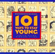 Cover of: 101 ways to stay young | Judith Wilde
