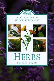 Cover of: Herbs