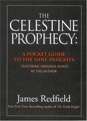 Cover of: The Celestine Prophecy A Pocket Guide To The Nine Insights