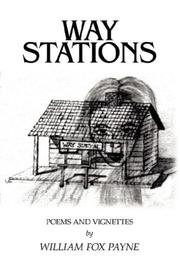 Cover of: Way Stations | William Fox Payne