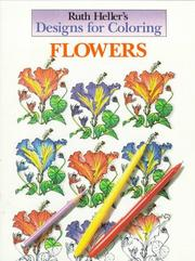 Designs for Coloring by Ruth Heller