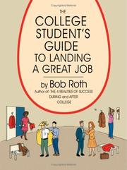 Cover of: The College Student's Guide to Landing a Great Job
