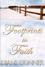 Cover of: Footprints in Faith | Diane J. Conner