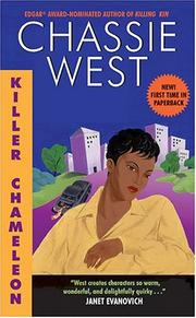 Cover of: Killer chameleon | Chassie West