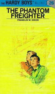 Cover of: The phantom freighter