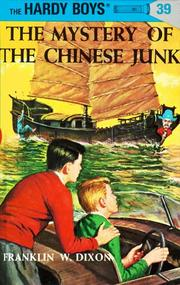 Cover of: Hardy Boys 39 - The Mystery of the Chinese Junk