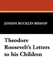Cover of: Theodore Roosevelt