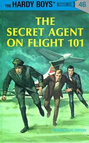 Cover of: The Secret Agent on Flight 101 (Hardy Boys)