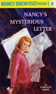 Cover of: Nancy's Mysterious Letter (#8)