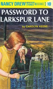 Cover of: Password to Larkspur Lane (#10)